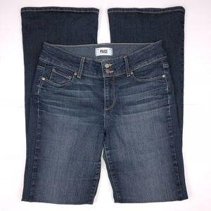 Paige Hidden Hills Bootcut Jeans Size 31